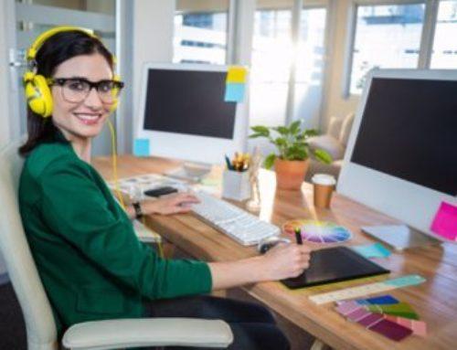 Cómo se afecta la productividad laboral al escuchar música mientras se trabaja